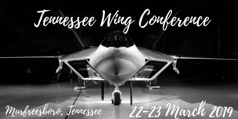 Tennessee Wing Conference Registration